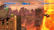 Sonic Generations Vector Classic Challenge 02