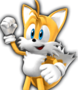 Sonic Rivals 2 - Miles Tails Prower 5