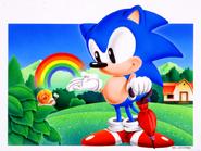 Sonic Screen Saver 2