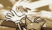 Tails szuka Sonica