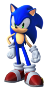 Unleashed Sonic art 1