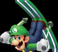 Winter Olympics Luigi 2