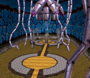 Biolizard Arena