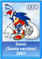 Card 038 (Sonic Rivals)