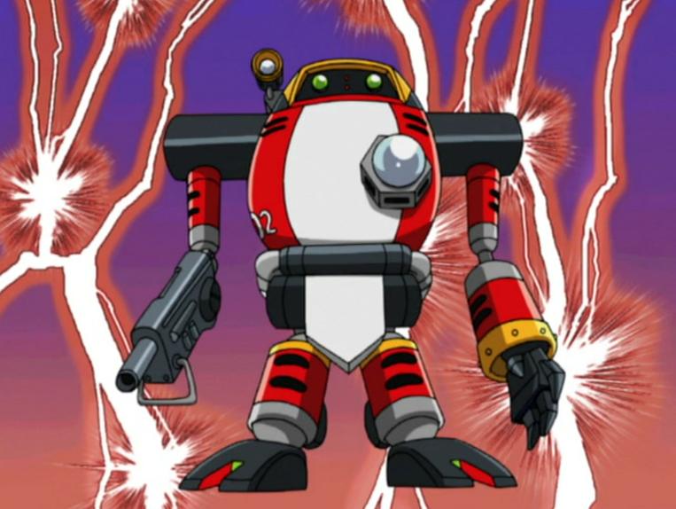 Ep27 E-102 Gamma Sonic X 2