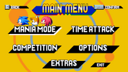 Mania menu 1