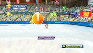 Mario Sonic Olympic Winter Games Gameplay 080