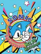 Sega Saturn Magazine Jam Sonic
