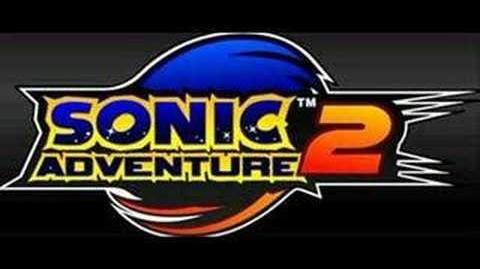 Sonic Adventure 2 Pyramid Cave