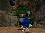 Sonic Adventure DC Cutscene 099