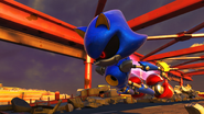 Sonic Forces Metal boss 2