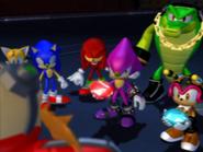 Sonic Heroes cutscene 180