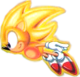 Super Sonic de Sonic & Knuckles