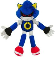 Tomy Collector Series Modern plush Metal Sonic