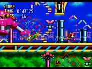 Chaotix Speed Slider 24