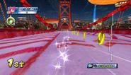 Mario Sonic Olympic Winter Games Gameplay 192