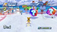 Mario Sonic Olympic Winter Games Gameplay 240