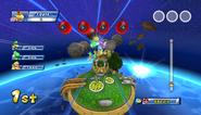 Mario Sonic Olympic Winter Games Gameplay 248