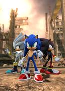 Sonic 06 promo 2
