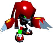 Sonic RMetal Knuckles