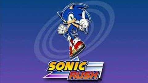 Sonic Rush Music What U Need (sonic)