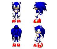 Sonic SA model koncept