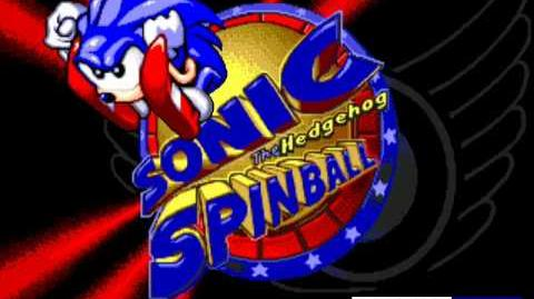 Sonic Spinball Music Toxic Caves