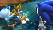 Sonic Tails i Yacker