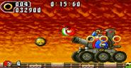 Egg Bomber Tank 3