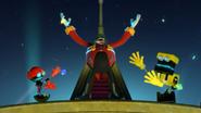 Eggman Colors