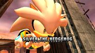 Generations Silver the Hedgehog JP caption