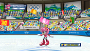 Mario Sonic Olympic Winter Games Gameplay 074