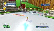 Mario Sonic Olympic Winter Games Gameplay 161