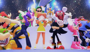 Mario Sonic Olympic Winter Games Opening 11