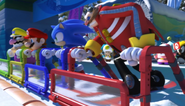 Mario Sonic Olympic Winter Games Opening 14