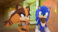 S1E32 Sticks Sonic