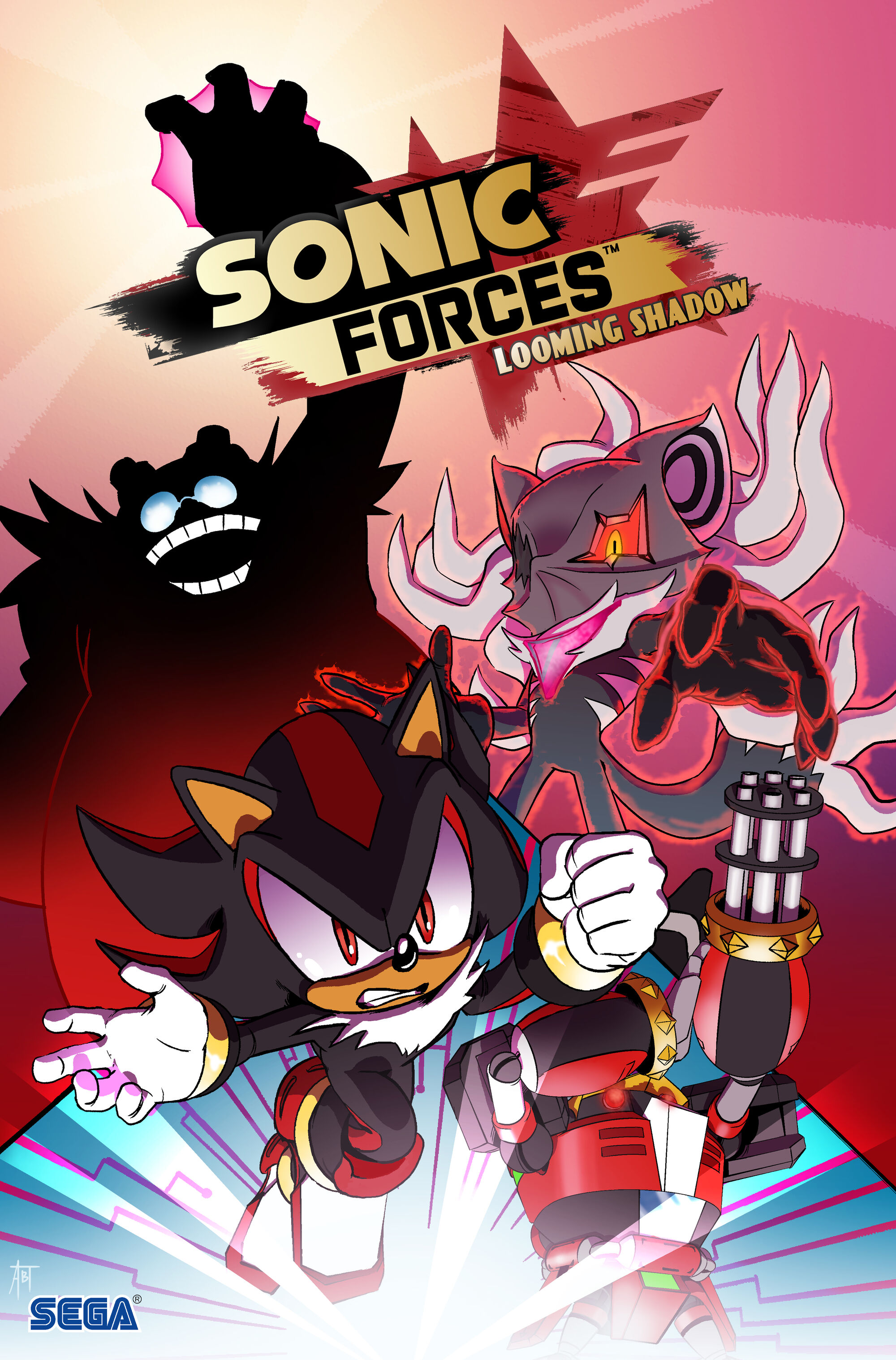 Sonic Forces: Looming Shadow | Sonic News Network | FANDOM powered ...