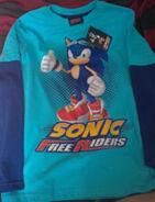 SFR Shirt Sonic