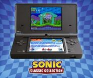 Sonic Classic Collection preview