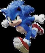 Sonic Film Sonic Artwork 10