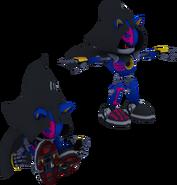 Speed Battle Model Reaper Metal