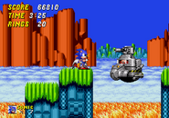 Submarine Eggman 01