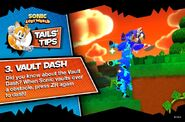 Vault Dash Tails' Tip