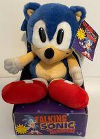 Caltoy talking Sonic