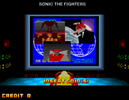 Eggman's Robots at computer screen