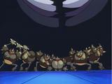 Robotnik's guard robots