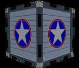 Iron container