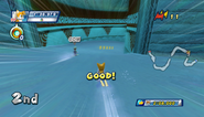 Mario Sonic Olympic Winter Games Gameplay 233