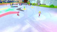 Mario Sonic Olympic Winter Games Gameplay 327