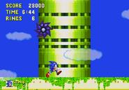 Mecha Sonic SSZ 03